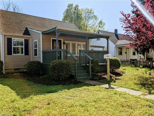 3501 Commonwealth Ave, Portsmouth, VA 23707 (#10370497) :: Crescas Real Estate
