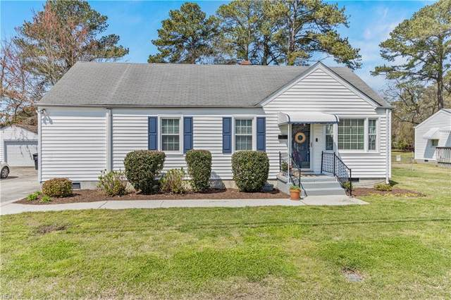 602 Gladstone Ave, Portsmouth, VA 23701 (#10370508) :: The Bell Tower Real Estate Team