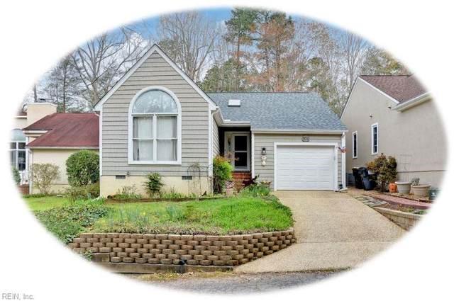 902 Wood Duck Commons, James City County, VA 23188 (#10370519) :: Verian Realty