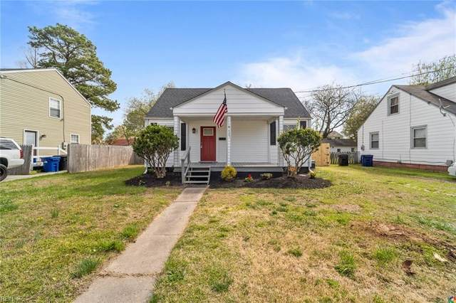 627 Surry St, Portsmouth, VA 23707 (#10370524) :: RE/MAX Central Realty