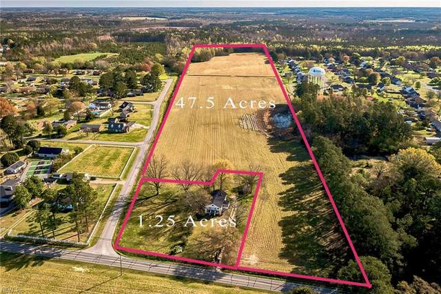 47+ Ac Hunterdale Rd, Franklin, VA 23851 (MLS #10370561) :: AtCoastal Realty