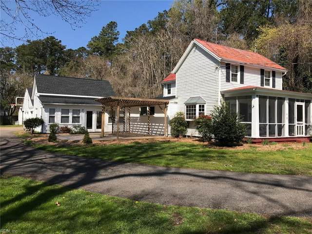 10 Church Ln, Hampton, VA 23664 (#10370575) :: Atlantic Sotheby's International Realty