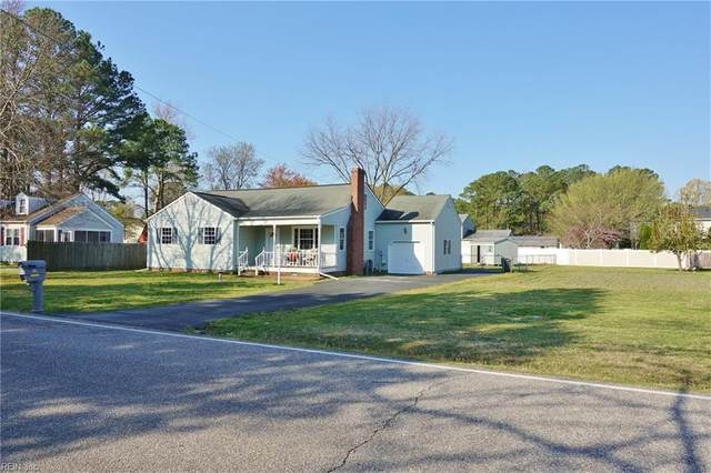 22 Bunting Ln, Poquoson, VA 23662 (#10370580) :: Berkshire Hathaway HomeServices Towne Realty