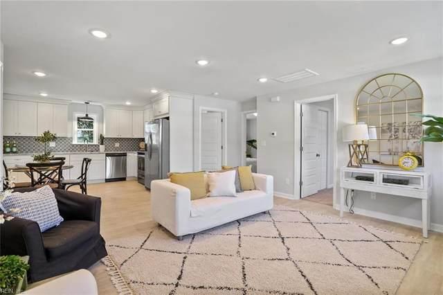 614 Downing St, Hampton, VA 23661 (#10370621) :: Berkshire Hathaway HomeServices Towne Realty