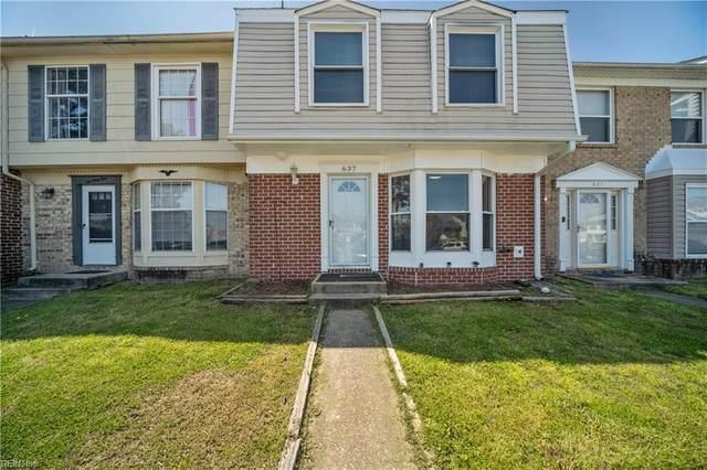 637 Counselor Sq, Virginia Beach, VA 23452 (#10370649) :: Team L'Hoste Real Estate