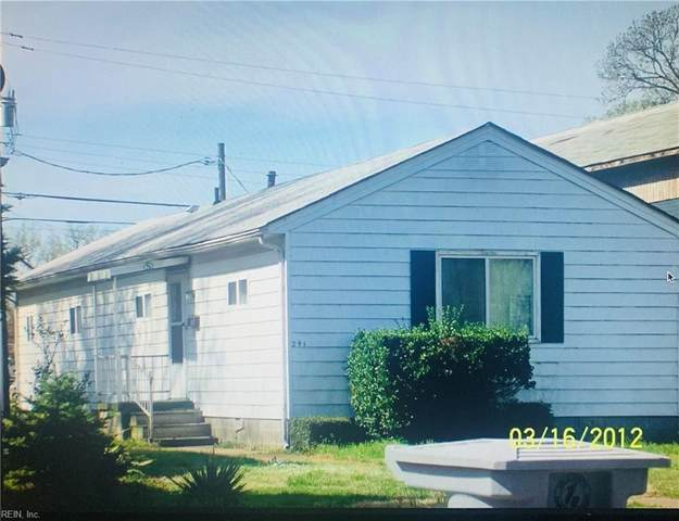 241 Hollywood Ave, Hampton, VA 23661 (#10370653) :: Abbitt Realty Co.