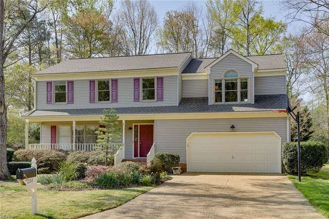 204 Willards Way, York County, VA 23693 (#10370662) :: Atlantic Sotheby's International Realty