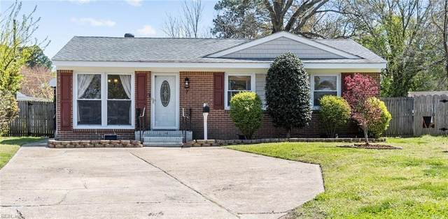 7 Brown Ct, Portsmouth, VA 23701 (#10370663) :: RE/MAX Central Realty
