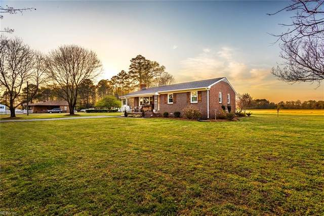 16603 Bowling Green Rd, Isle of Wight County, VA 23430 (#10370676) :: Abbitt Realty Co.