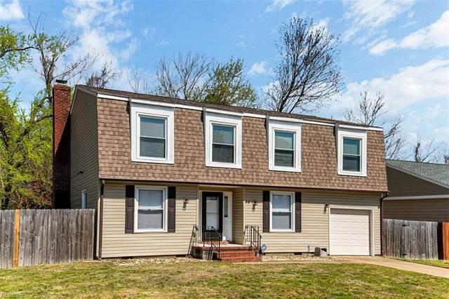 63 Santa Barbara Dr, Hampton, VA 23666 (#10370712) :: Berkshire Hathaway HomeServices Towne Realty