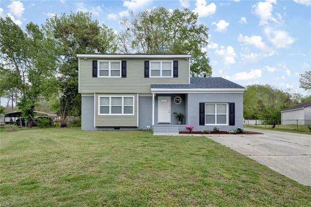 105 Oakmont Cir, York County, VA 23185 (#10370722) :: Abbitt Realty Co.