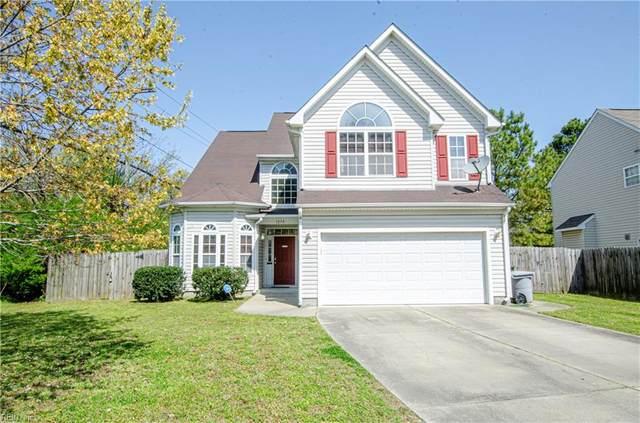 1279 Big Bethel Pl, Hampton, VA 23666 (#10370744) :: The Bell Tower Real Estate Team