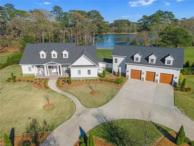 103 Creekside Ln, Northampton County, VA 23310 (#10370753) :: Berkshire Hathaway HomeServices Towne Realty