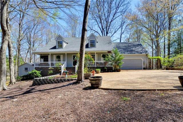 110 Westminster Pl, York County, VA 23188 (#10370785) :: Team L'Hoste Real Estate