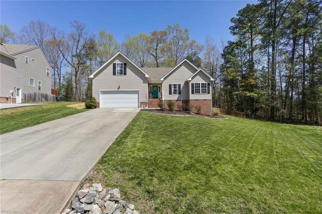 5260 Rockingham Dr, James City County, VA 23188 (#10370798) :: The Bell Tower Real Estate Team