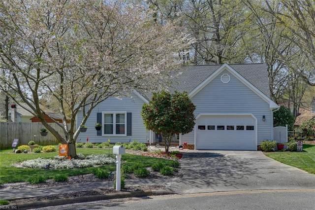 9 Pin Oak Ct, Hampton, VA 23666 (#10370802) :: Team L'Hoste Real Estate