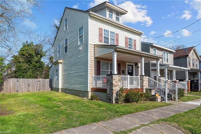 2417 Ruffin St, Norfolk, VA 23504 (#10370826) :: Berkshire Hathaway HomeServices Towne Realty