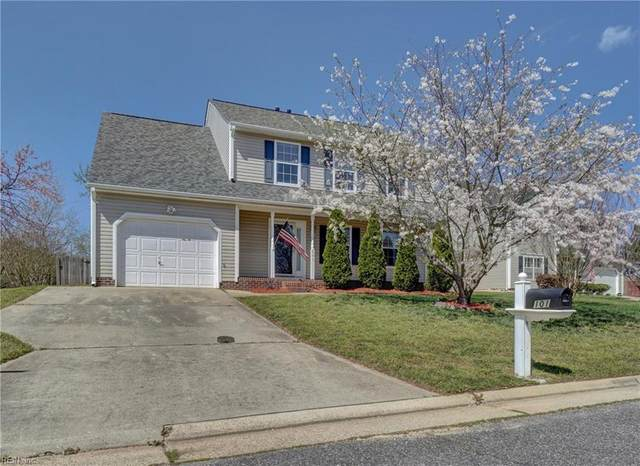101 Emerald Ct, Suffolk, VA 23434 (#10370828) :: The Bell Tower Real Estate Team