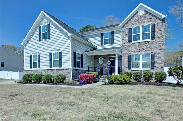 205 Hawser Bnd, Newport News, VA 23606 (#10370834) :: Berkshire Hathaway HomeServices Towne Realty