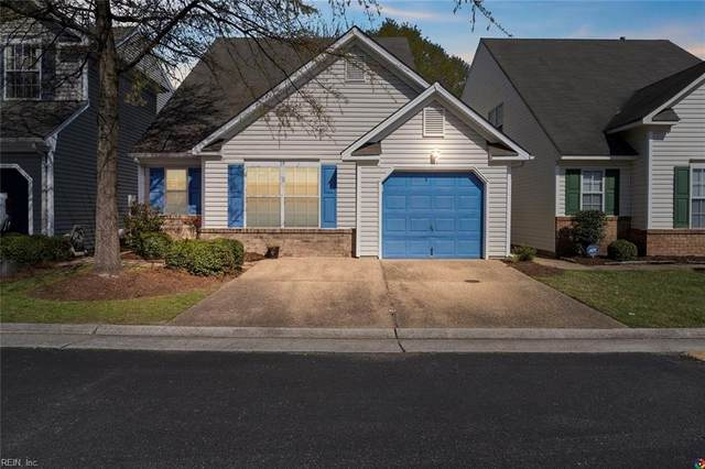 19 Camellia Ln, Hampton, VA 23663 (#10370843) :: The Bell Tower Real Estate Team