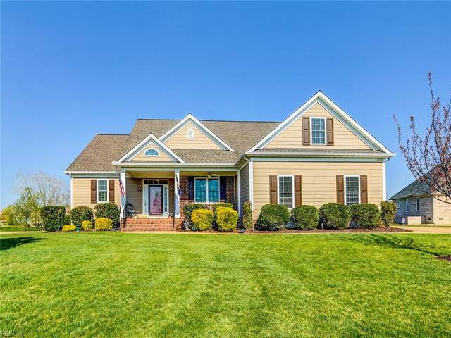 120 Muirfield, Isle of Wight County, VA 23430 (#10370845) :: Berkshire Hathaway HomeServices Towne Realty
