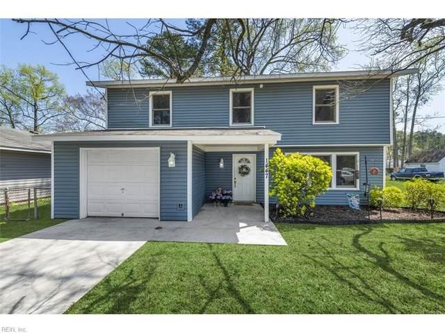1447 Winslow Ave, Chesapeake, VA 23323 (#10370855) :: Rocket Real Estate