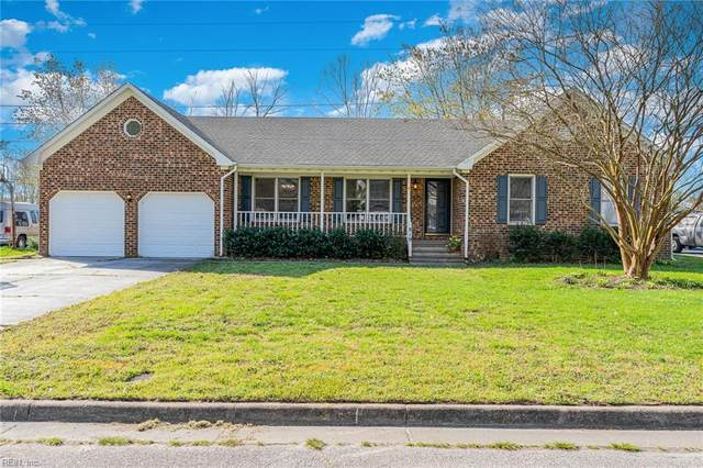 819 Saddleback Trail Rd, Chesapeake, VA 23322 (#10370865) :: Team L'Hoste Real Estate