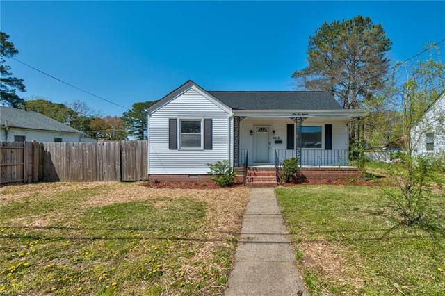 3918 Clifford St, Portsmouth, VA 23707 (#10370873) :: Crescas Real Estate
