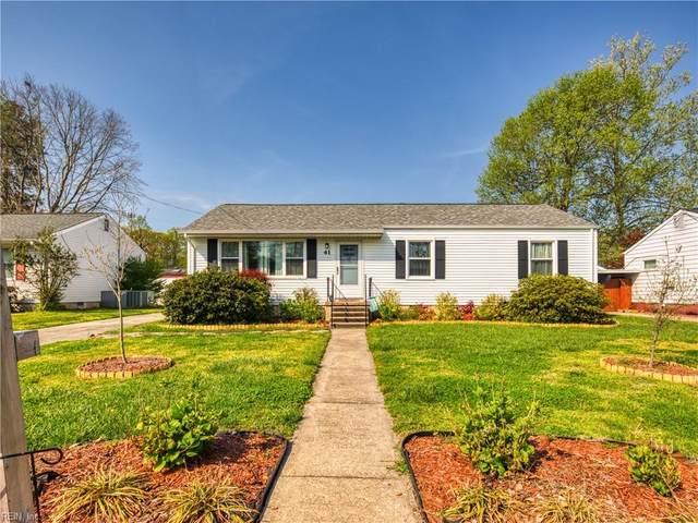 41 Londonshire Ter, Hampton, VA 23666 (#10370878) :: Crescas Real Estate