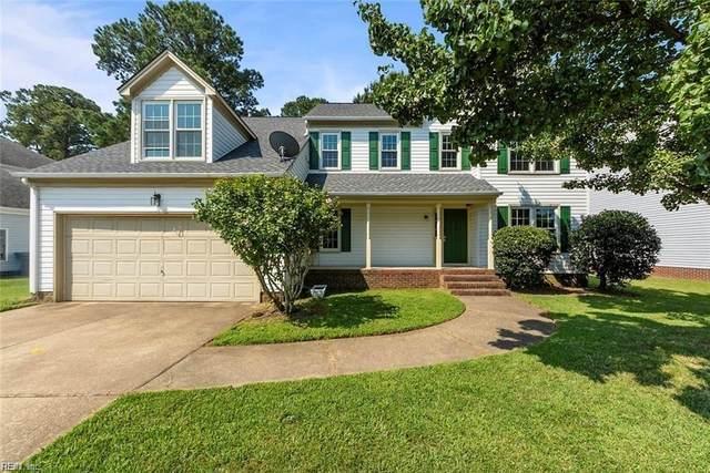 11 Pine Lake Ct, Hampton, VA 23669 (#10370883) :: Team L'Hoste Real Estate