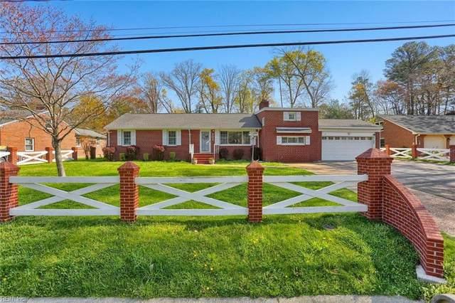 902 York Warwick Dr, York County, VA 23692 (#10370887) :: Berkshire Hathaway HomeServices Towne Realty