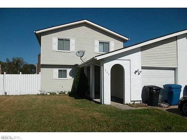 949 Fern Ridge Rd, Virginia Beach, VA 23452 (MLS #10370888) :: AtCoastal Realty