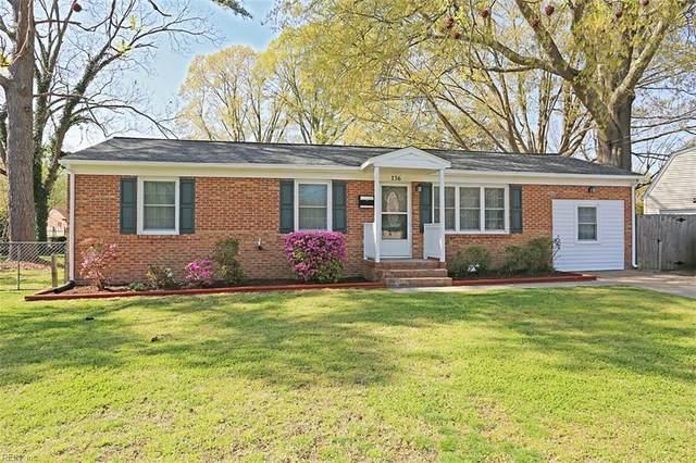 136 Ronda Cir, Newport News, VA 23602 (#10370919) :: Crescas Real Estate