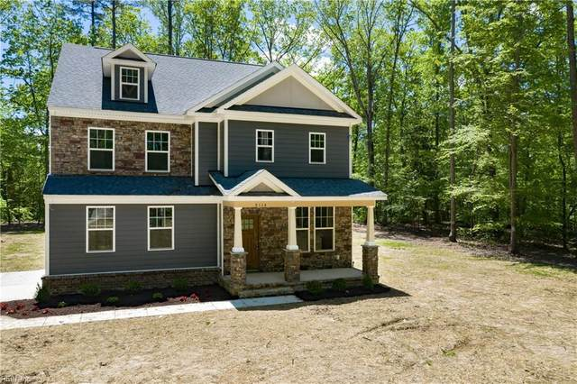 .82 Ac Smiths Neck Rd, Isle of Wight County, VA 23314 (#10370938) :: The Kris Weaver Real Estate Team