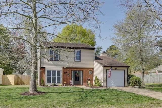 1001 Scarlet Oak Ct S, Chesapeake, VA 23320 (#10370957) :: The Bell Tower Real Estate Team