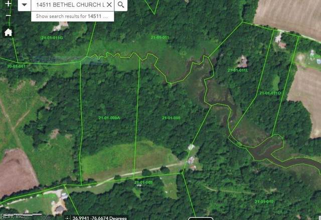 9 Acres Bethel Church Ln, Isle of Wight County, VA 23430 (#10370971) :: Abbitt Realty Co.