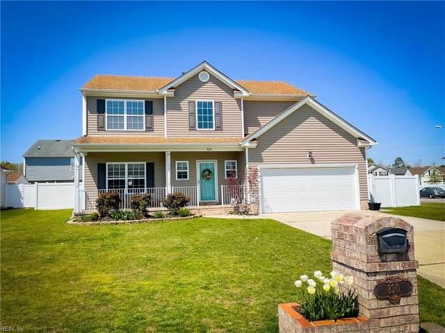 820 Bridges Pl, Virginia Beach, VA 23464 (#10370972) :: Team L'Hoste Real Estate