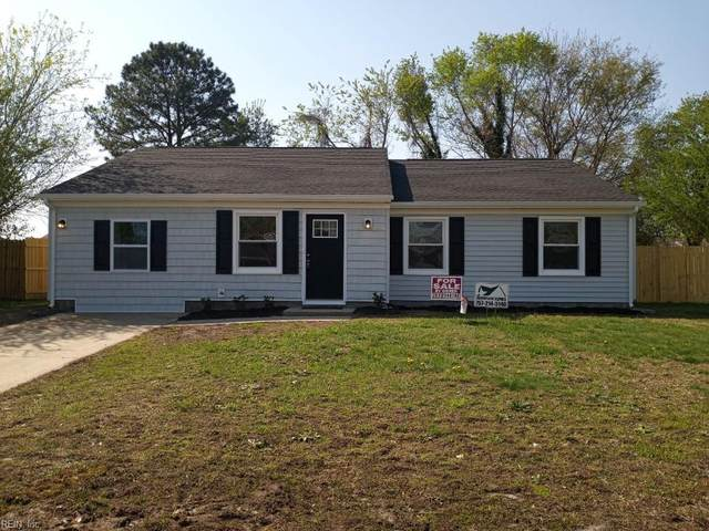3021 Camelot Blvd, Chesapeake, VA 23323 (#10370976) :: Rocket Real Estate