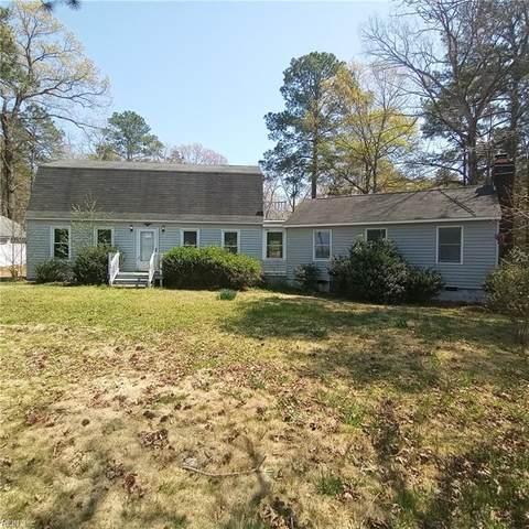 35240 Seacock Chapel Rd, Southampton County, VA 23898 (#10370983) :: Atkinson Realty