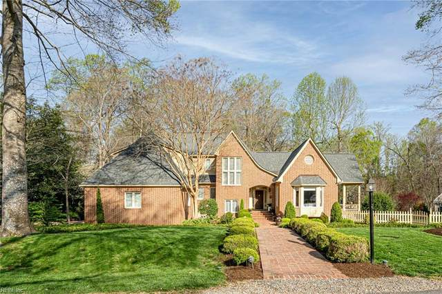 119 Sherwood Dr, York County, VA 23185 (#10370985) :: Atlantic Sotheby's International Realty