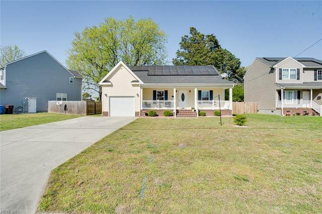 2903 Berkley Ave, Chesapeake, VA 23325 (#10370991) :: Team L'Hoste Real Estate