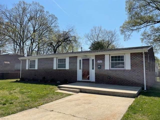 1913 Zinzer Rd, Hampton, VA 23663 (#10371001) :: Berkshire Hathaway HomeServices Towne Realty