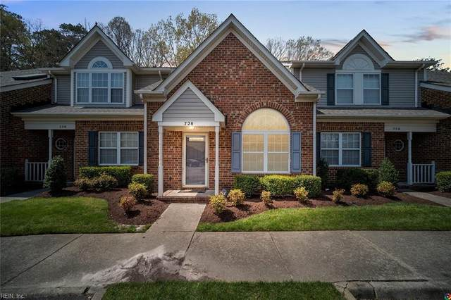 728 W Lake Cir, Chesapeake, VA 23322 (#10371011) :: Verian Realty