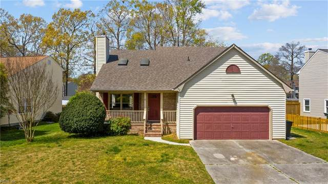 224 Dunn Cir, Hampton, VA 23666 (#10371018) :: Tom Milan Team