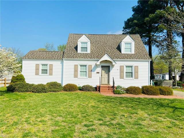 11 Davis Ave, Newport News, VA 23601 (#10371020) :: Crescas Real Estate