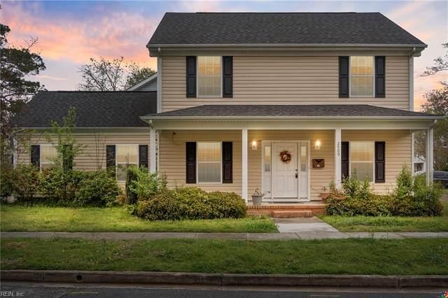 2900 Tait Terrace, Norfolk, VA 23509 (#10371038) :: Team L'Hoste Real Estate