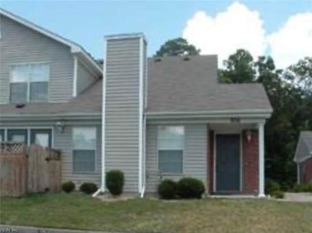806 Miller Creek Ln, Newport News, VA 23602 (MLS #10371041) :: AtCoastal Realty