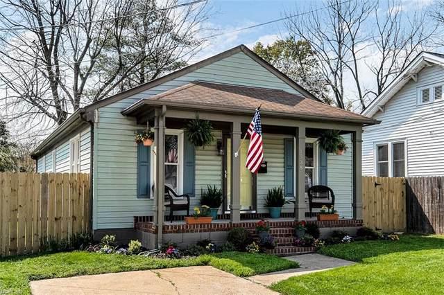 1538 Jackson Ave, Chesapeake, VA 23324 (#10371064) :: Kristie Weaver, REALTOR