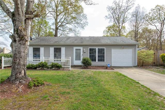 502 Wyn Dr, Newport News, VA 23608 (#10371080) :: RE/MAX Central Realty
