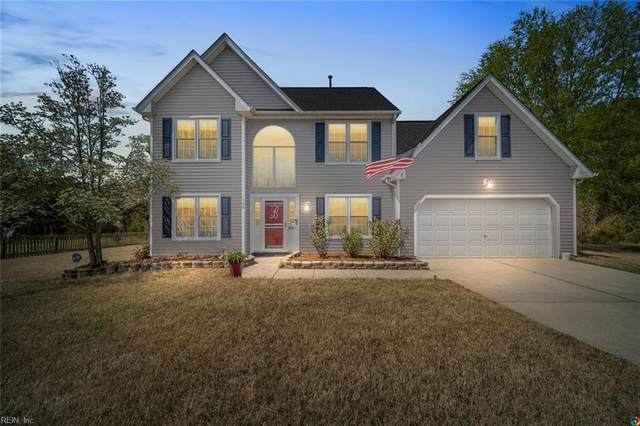 154 Woodlake Ter, Suffolk, VA 23434 (#10371087) :: Atkinson Realty